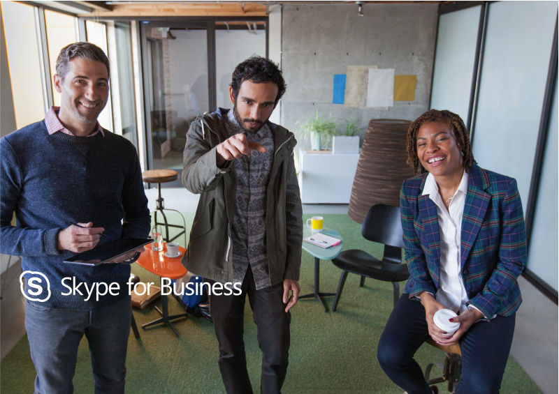 Amazing new Skype for Business features announced